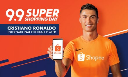 Superstar Cristiano Ronaldo is Shopee's latest Brand Ambassador for the upcoming 9.9 Super Shopping Day
