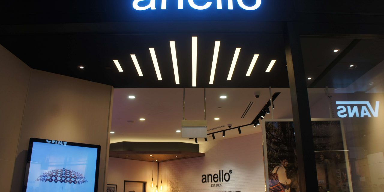 Everything that's new at anello's flagship Jewel Changi Airport boutique