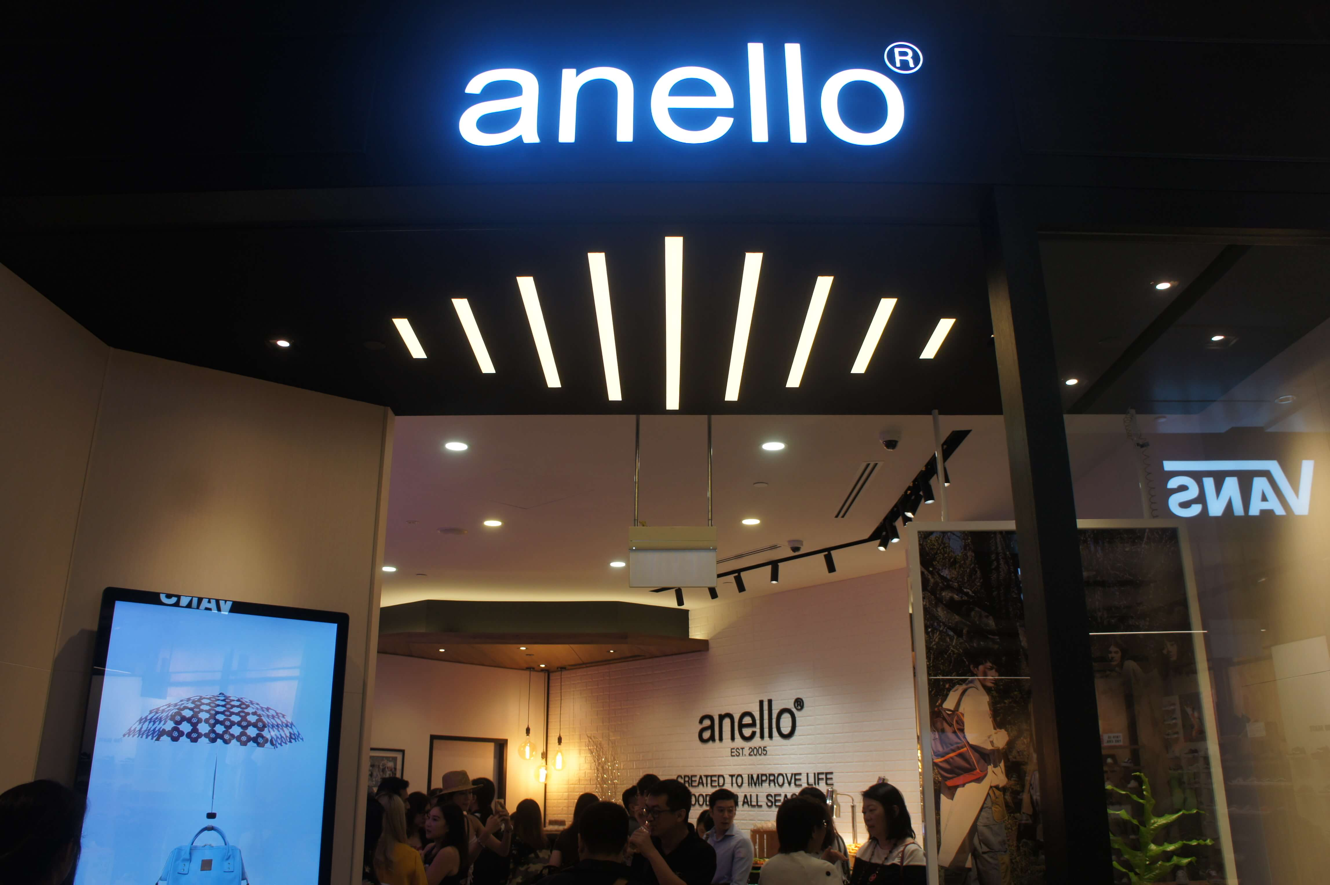 Everything that's new at anello's flagship Jewel Changi Airport boutique - Alvinology