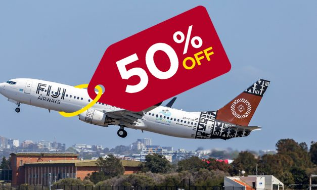 [EYES HERE] Fiji Airways is dropping fare rates by more than 50% until 12 August