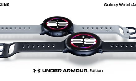 Galaxy Watch Active2 Under Armour Edition – achieve their fitness goals with this super smart watch