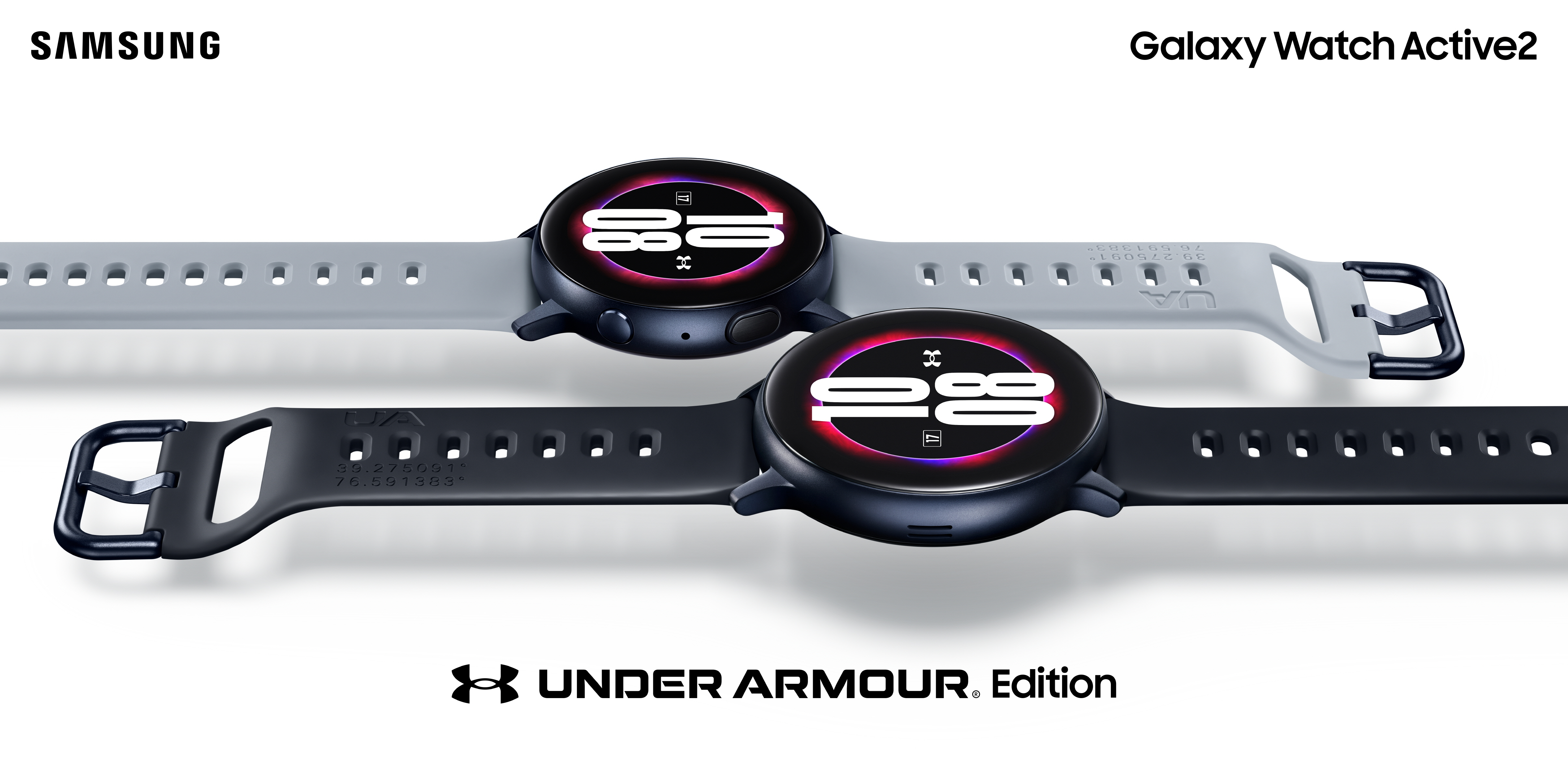 Galaxy Watch Active2 Under Armour Edition - achieve their fitness goals with this super smart watch - Alvinology