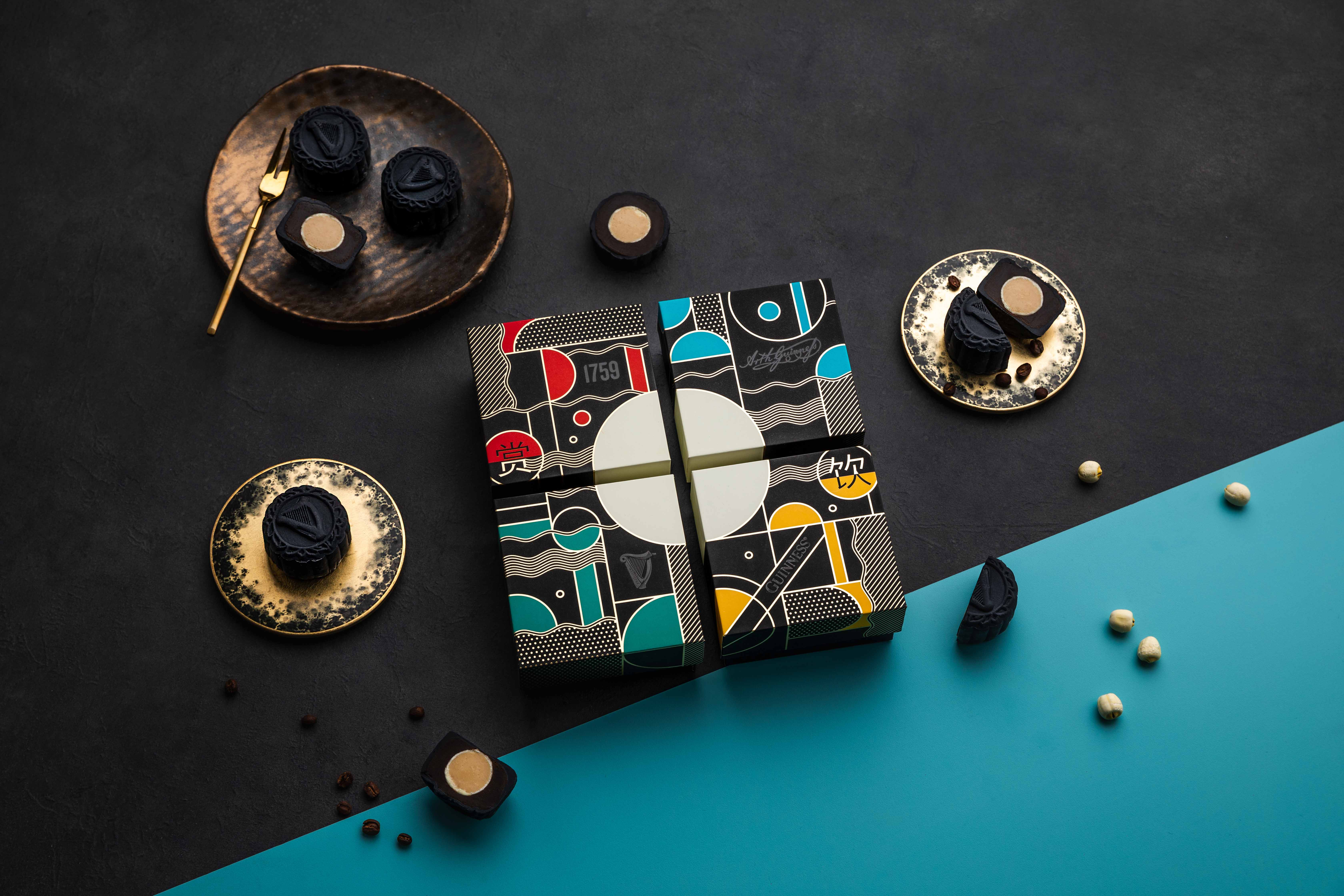 Guinness-Infused Snowskin Mooncakes Back in Singapore for the mid-Autumn Festival - Alvinology