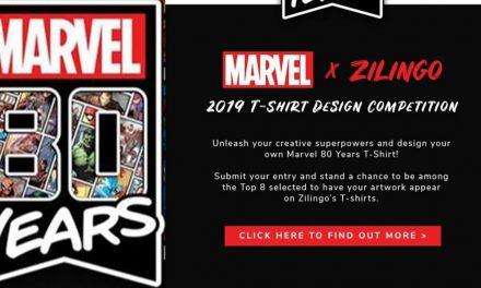 Join the Marvel x Zilingo 2019 T-Shirt Design Competition and win a prize worth USD 1,000! Submit your entry now!