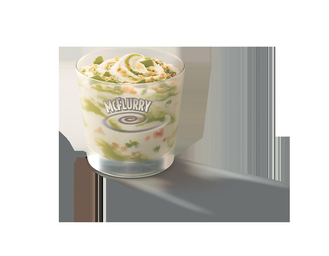 Ebi Burger returns to McDonald's Singapore with the all-new White Choc Strawberry Cream Pie - Alvinology