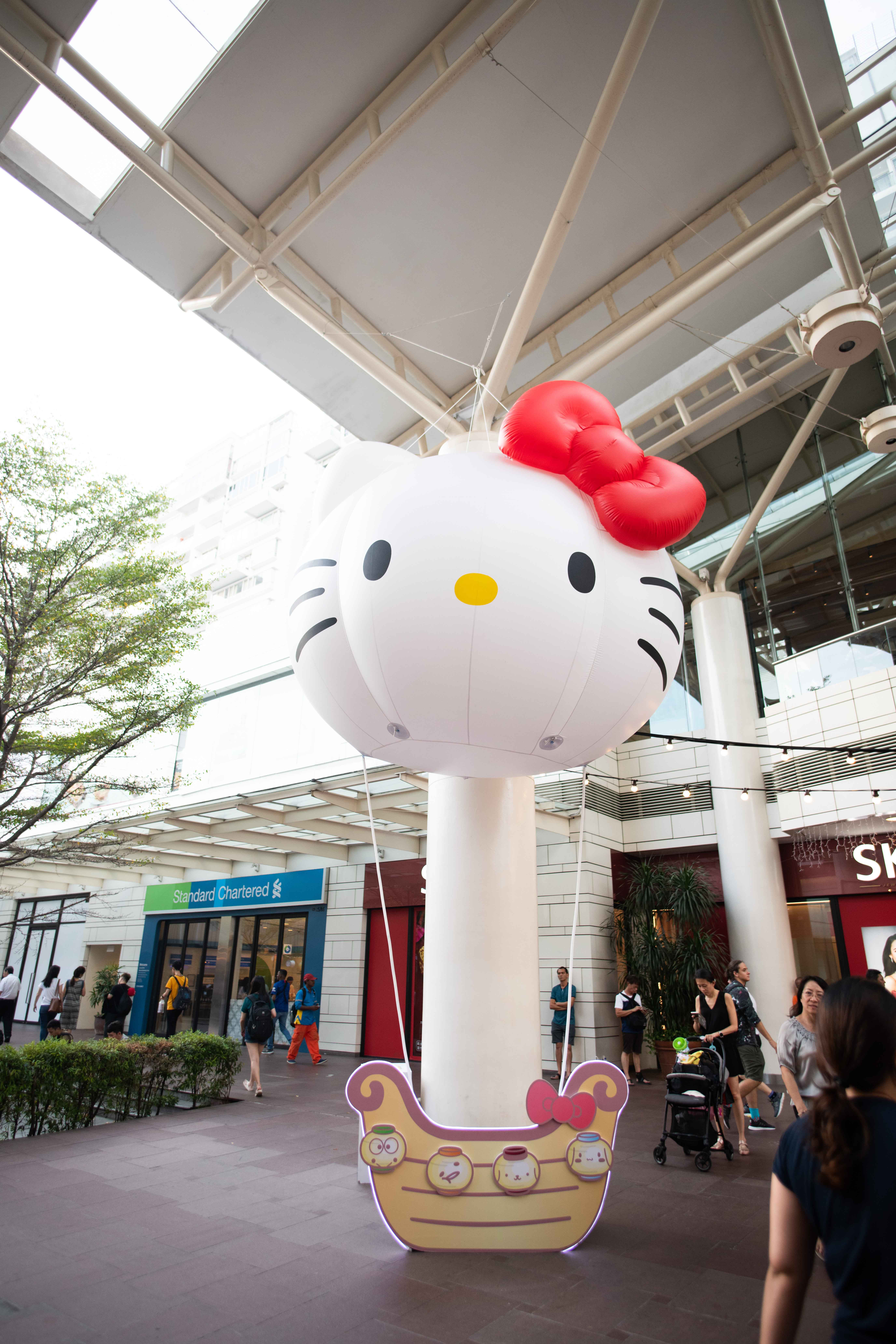 Celebrate the Mid-Autumn Festival with your favourite Sanrio characters at Jurong Point - Alvinology