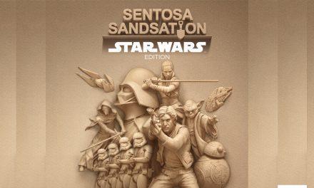 Sentosa Sandsation: Star Wars Edition – the largest intergalactic sand sculpture festival [FREE ENTRY]