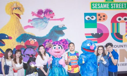 World' 1st Sesame Street Run is coming to Singapore this November – see tickets here