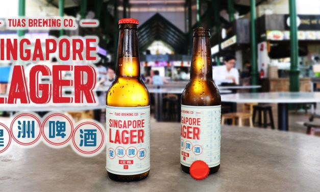 Singapore Lager – Nominate a Local Hero to win Free Beer for a year