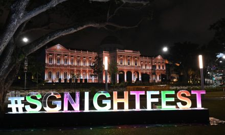 Singapore Night Festival 2019 – Here's everything you can revel to at Bras Basah.Bugis district