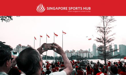 More than 23,000 participated the Sportiest Birthday Bash in Town at the Singapore Sports Hub