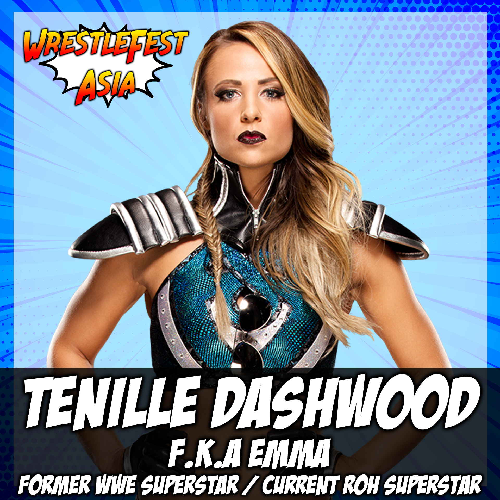 WrestleFest Asia - first-ever Wrestling Fan Meet and Greet featuring former WWE Women Superstars - Alvinology
