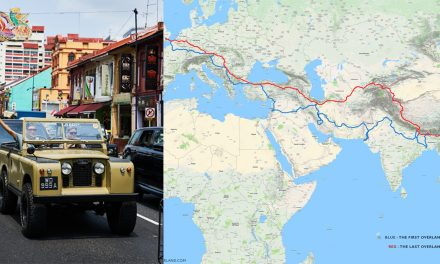 The Last Overland – historic road expedition across 20 cities from Singapore to London