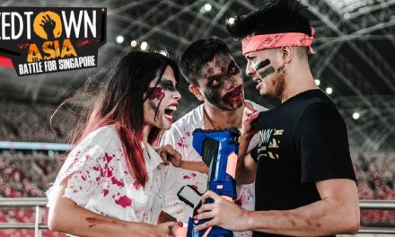 Zedtown Asia: Battle for Singapore – Asia's first-ever zombie survival game happening October 2019