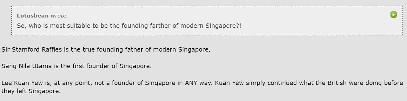 British Man Praises Colonial Contribution to Singapore's Nation Building - Netizens React - Alvinology