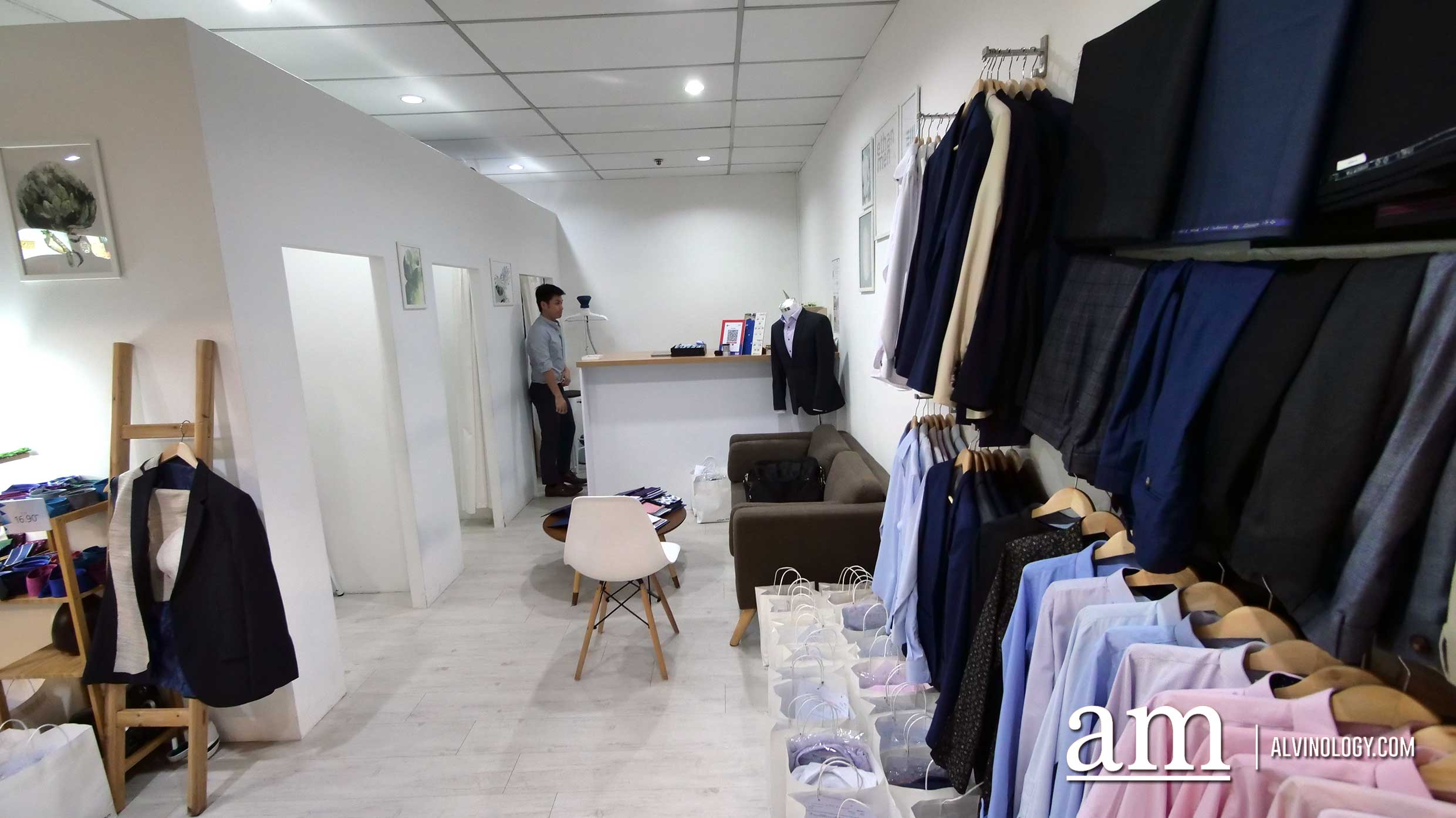 [PROMO CODE INSIDE] Looking for a quality custom-tailor in Singapore with a reasonable rate? Check out ethan men at International Plaza - Alvinology