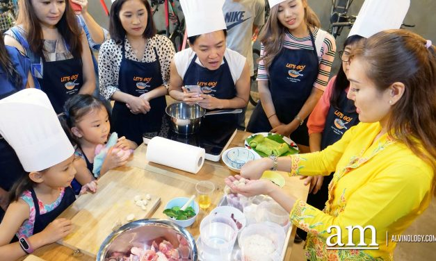 Learn to Cook Legit Singaporean Dishes with Let's Go Cook Singapore