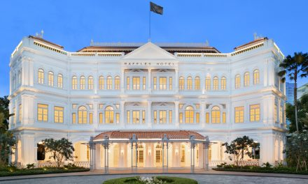 Raffles Hotel Singapore finally reopens this August offering a new era of luxury