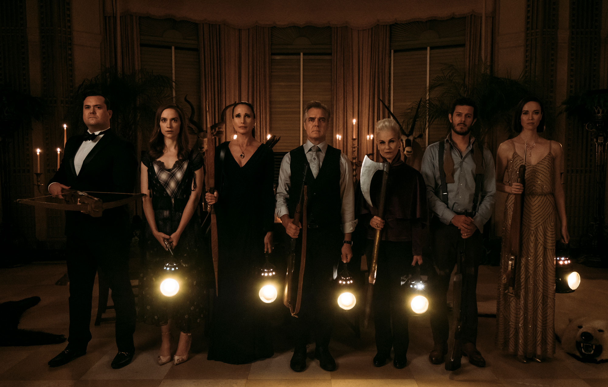 [Movie Review] Ready or Not (2019) - The Richest of Rich are Really Evil - Alvinology