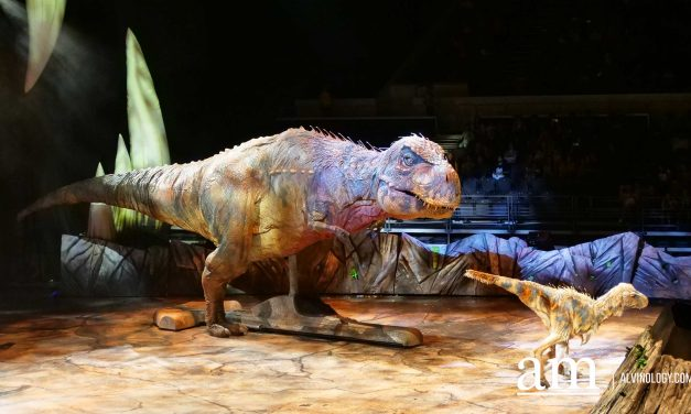 Walking with Dinosaurs – The Live Experience Returns to Singapore
