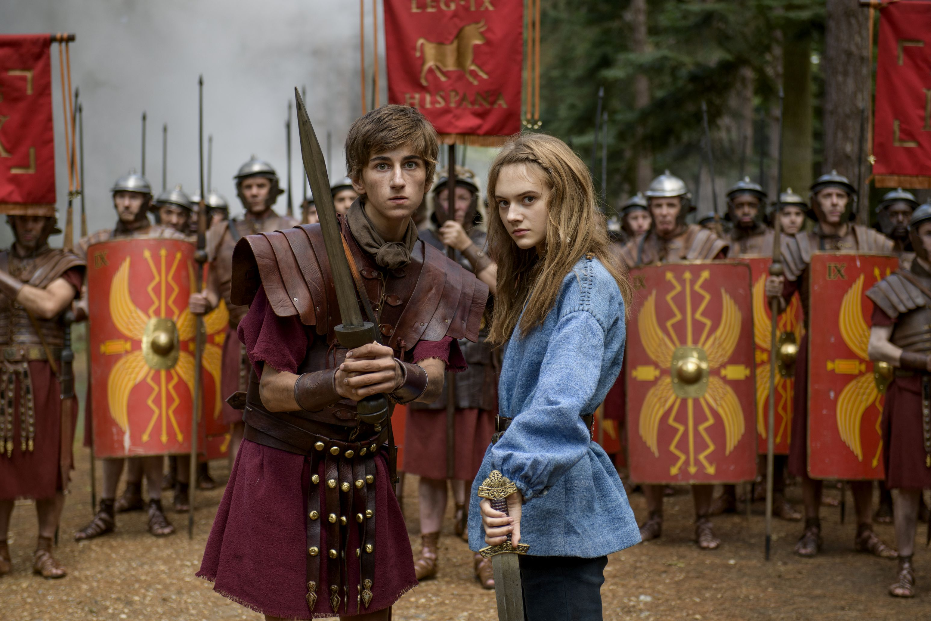 [Movie Review] Horrible Histories: The Movie – Rotten Romans (2019) - Alvinology