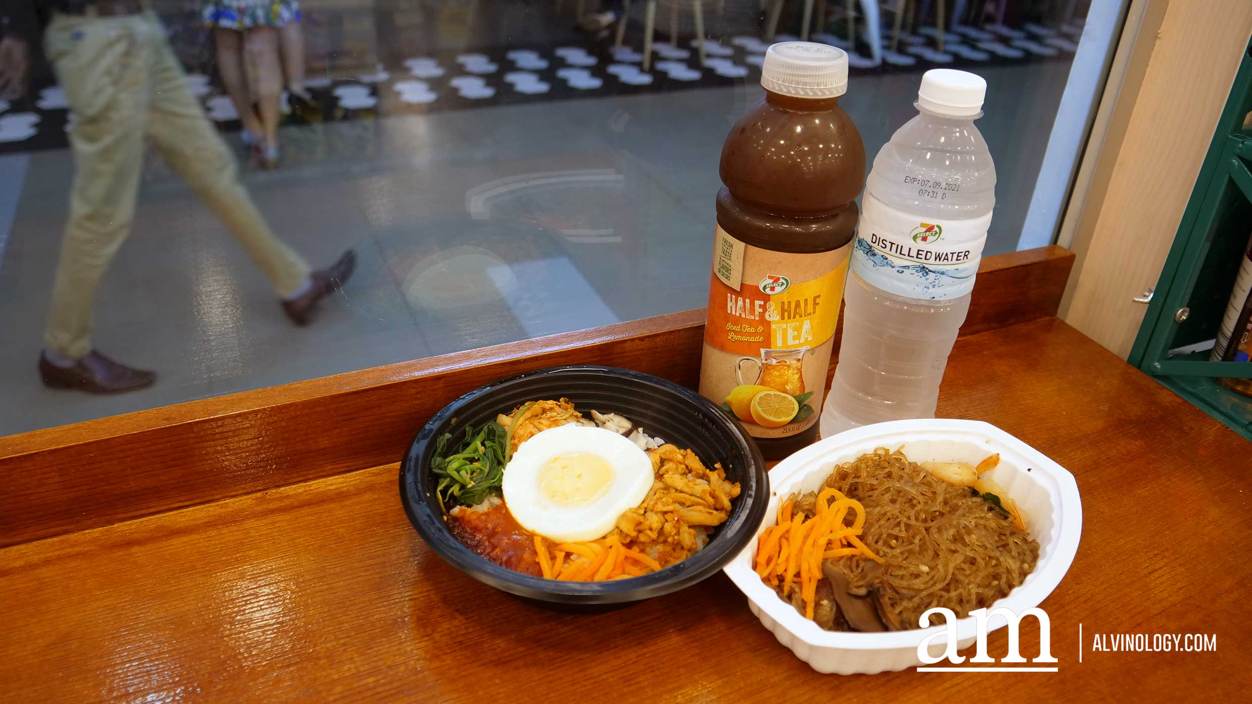 Luncheon Meat Onigiri to Korean Bibimpap: Five Surprisingly Exotic Ready-to-eat Meals at 7-Eleven Singapore - Alvinology