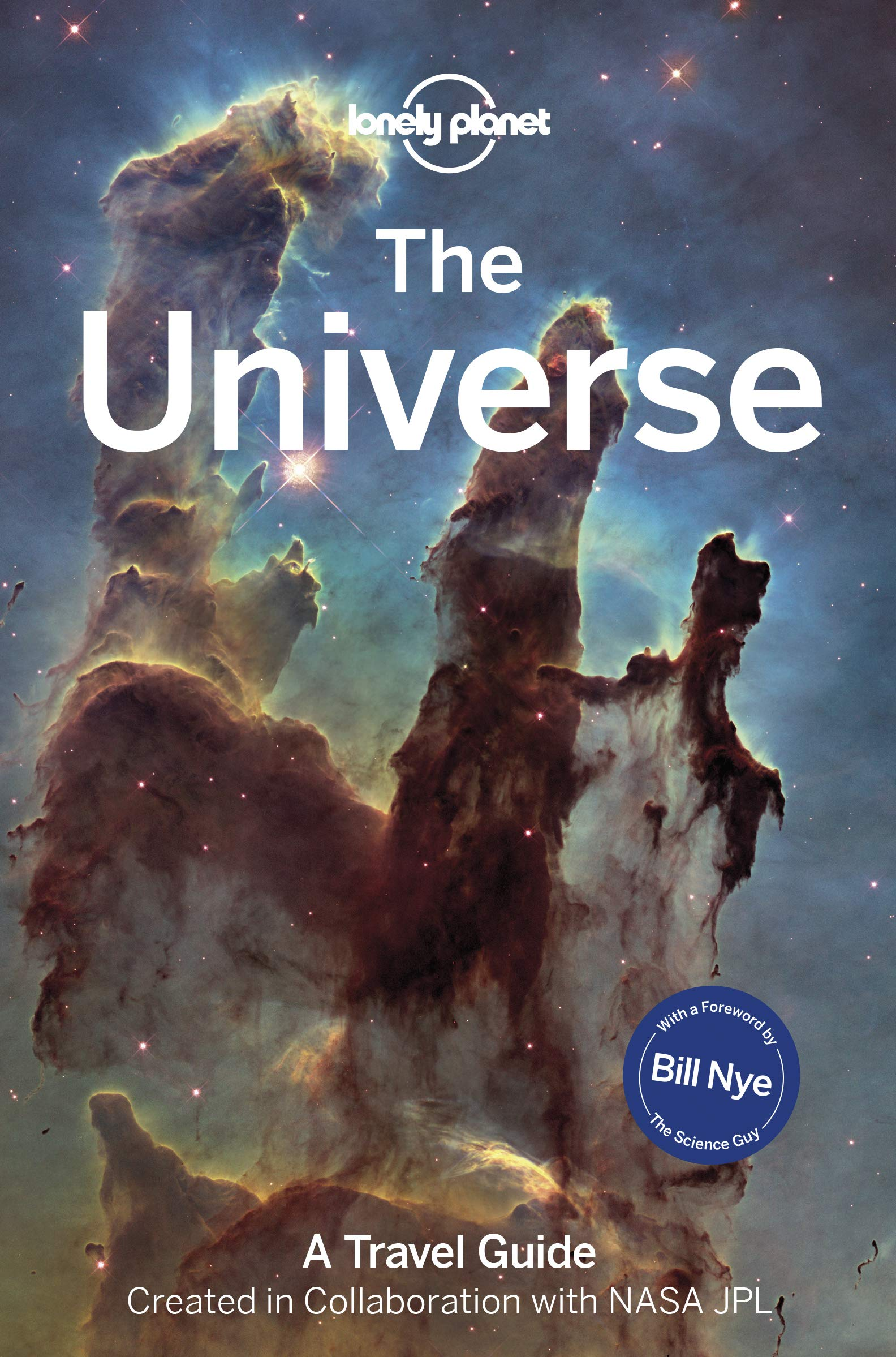 """The world's first Travel Guide to """"The Universe"""" is worth US$29.99 and only has 628 pages - know more - Alvinology"""