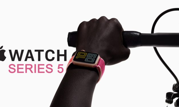 Apple Watch Series 5 – say goodbye to always tapping with its Always-On Retina Display paired with long-lasting battery