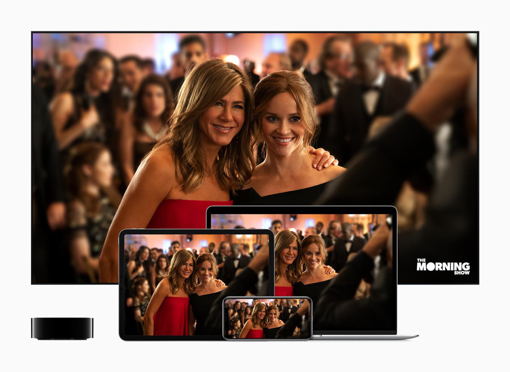 [PROMO INSIDE] Apple TV+ - Apple's very own video streaming platform featuring original shows - Alvinology