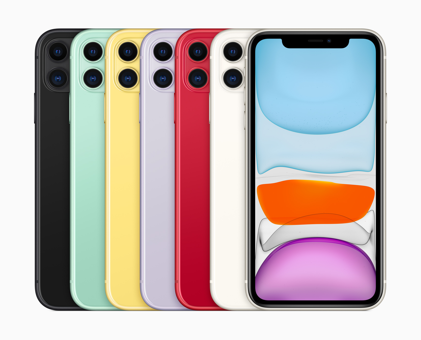 Apple announces 13th generation iPhone 11 equipped with A13 Bionic – the fastest chip in a smartphone - Alvinology