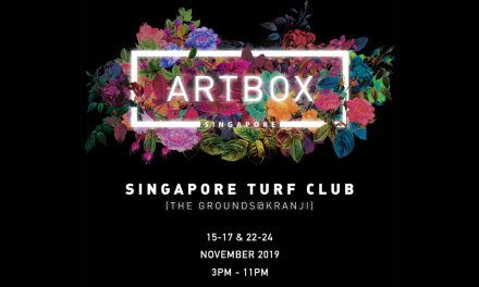 Artbox Singapore – the beloved creative pop-up is back for its third iteration