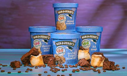 Ben & Jerry's introduces new Moo-phoria Mocha Fudge Brownie – sweet with 36% less fat