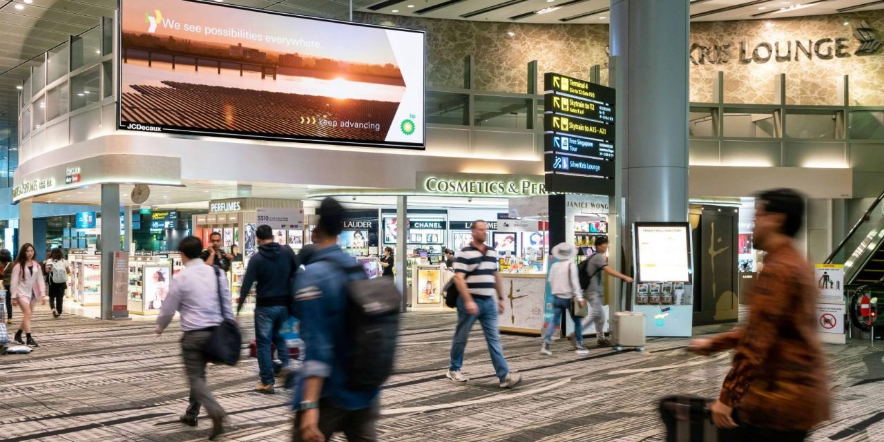 The Use of Digital Airport Billboards in Advertising