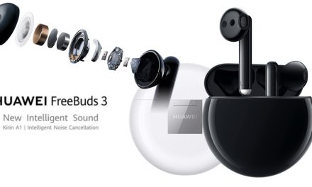 HUAWEI FreeBuds 3 – because having a smartphone is not enough, you need intelligent sound as well