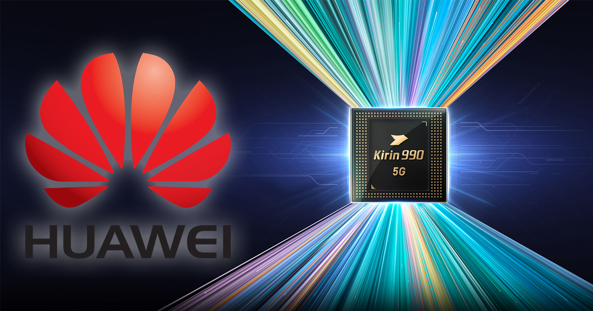 HUAWEI Kirin 990 – the world's first flagship 5G SoC extending mobile phone experiences to a new level - Alvinology