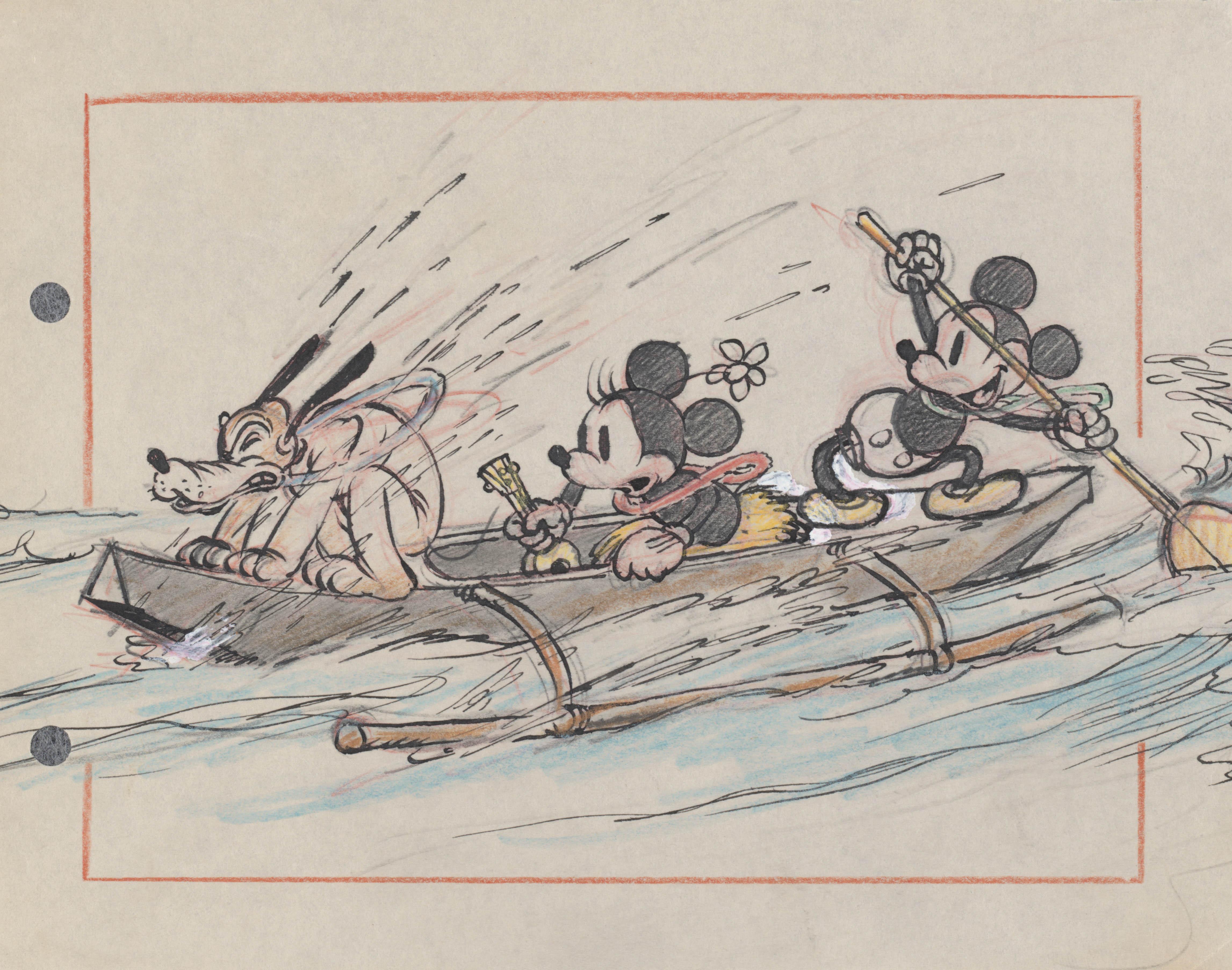 Witness Walt Disney Animation behind-the-scenes at ArtScience Museum this 26 October - Alvinology