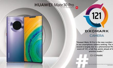 The HUAWEI Mate 30 Pro camera ranks number one in overall camera performance