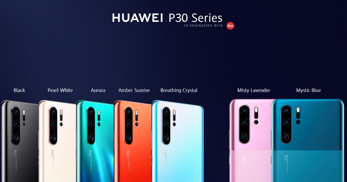 Huawei launches the new P30 Pro - a combination of exquisite form with unparalleled function - Alvinology