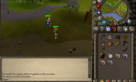 The Distinction between Old School RuneScape and RuneScape 3
