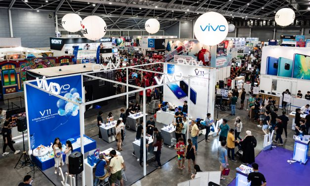 SITEX 2019 – Singapore's only IT exhibition to be held this 28 November – 1 December 2019