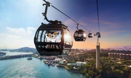 Get a Singapore Cable Car Sky Pass round trip ticket for only S$4.50 – here's how