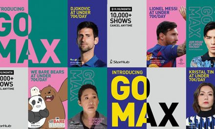 Goodbye old school TV, hello unbeatable entertainment with Go Max on StarHub Go for only $19.90