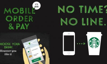 Starbucks launches Mobile Order & Pay Option – avoid the queue, enjoy your favourite coffee