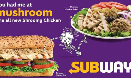 Subway introduces new Shroomy Chicken Flavour available till 5 November 2019
