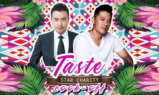 Charity cook-off with Li Nanxing and Christopher Lee raises S$13,200 for the financially disadvantaged youth