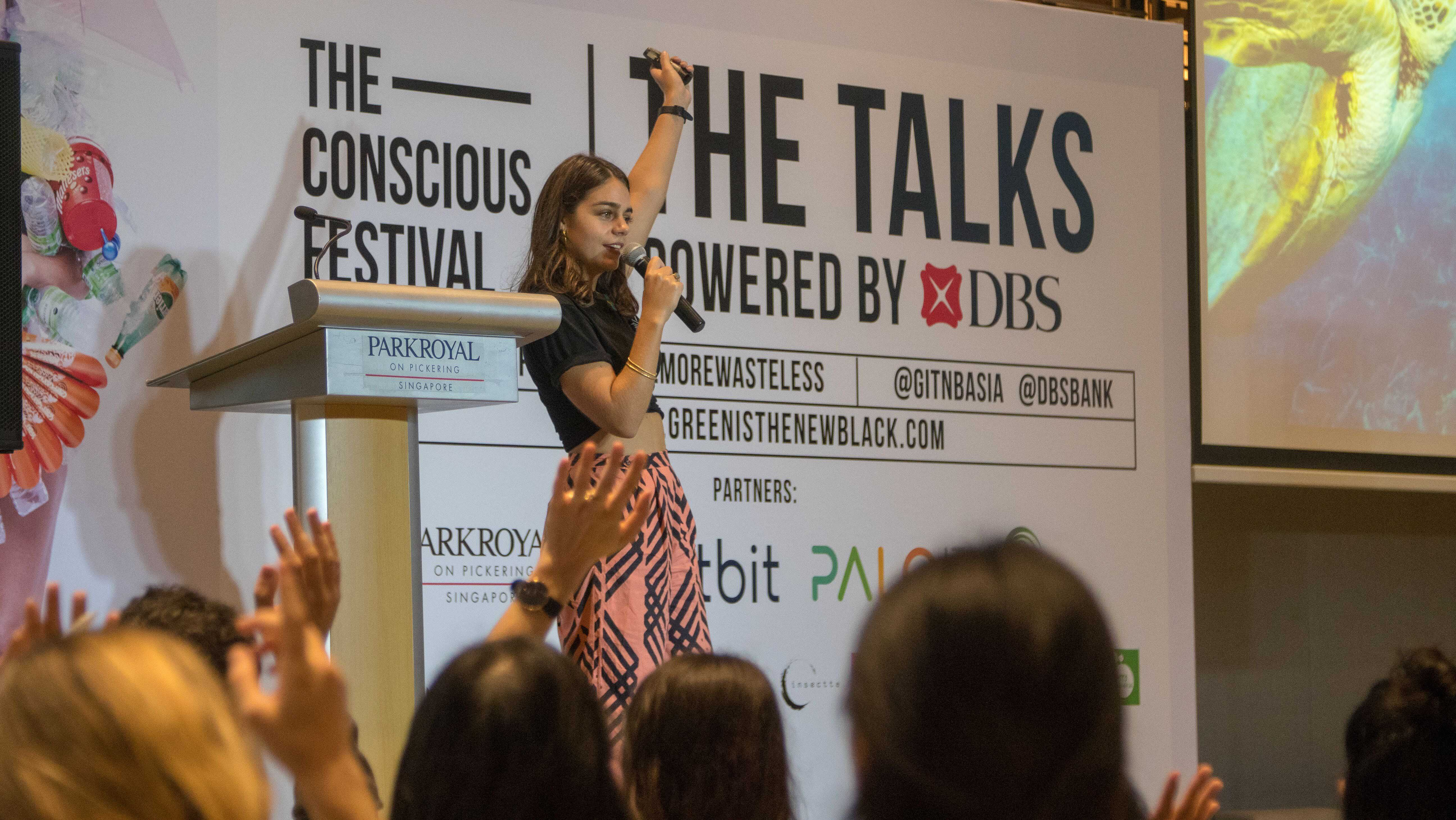 The Conscious Festival by Green Is The New Black is back because Climate Change is Real - Alvinology