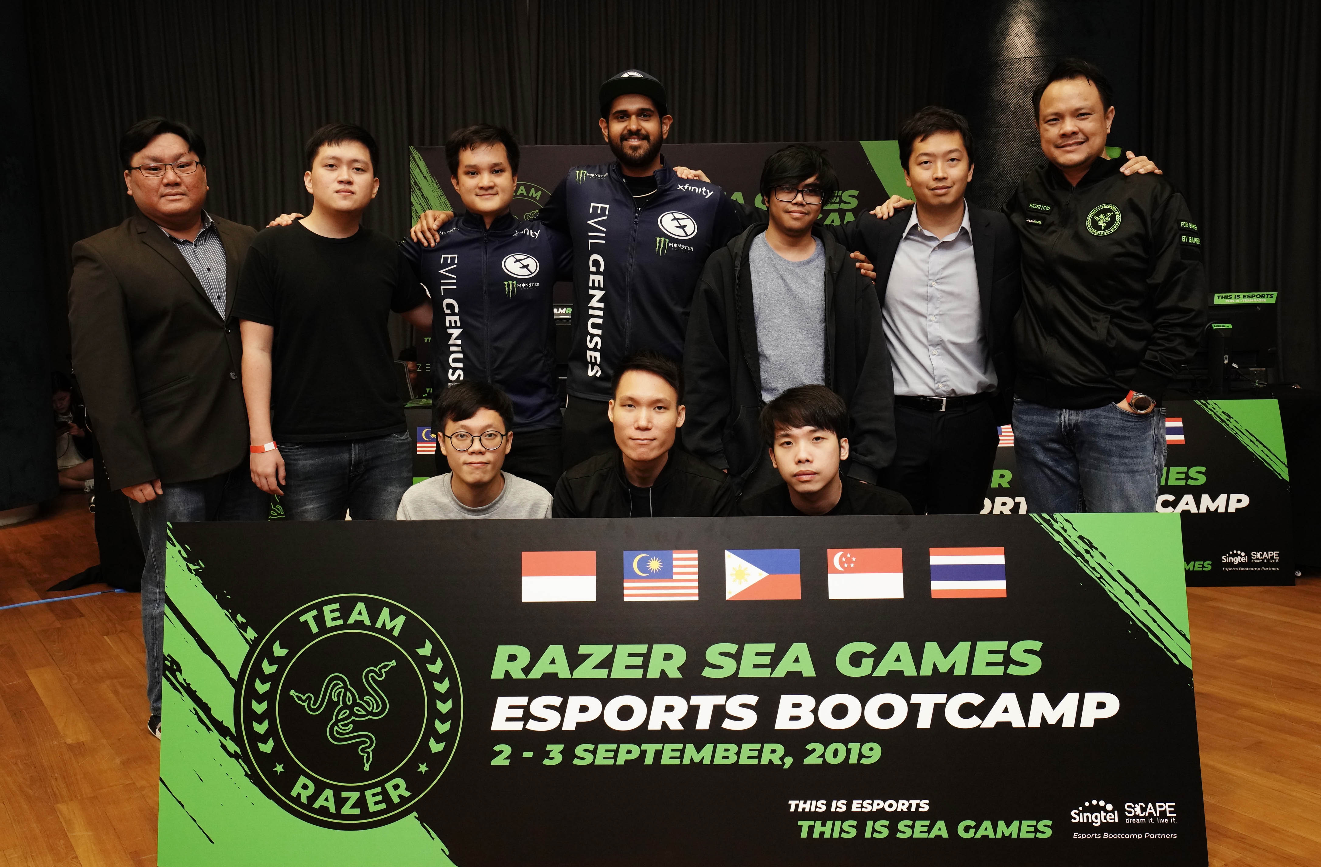 Razer announces S$10 Million investment to Gaming and Esports in Singapore - Alvinology