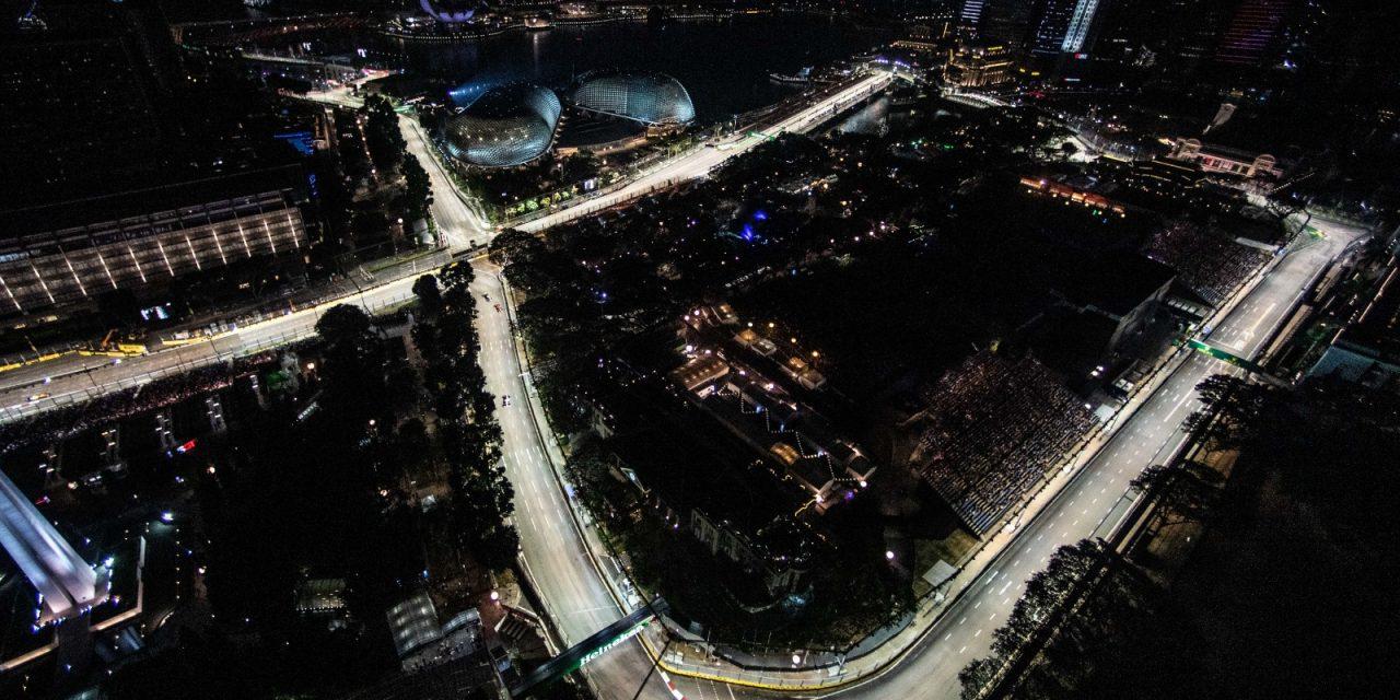 Haze? Not a Problem. 12th Formula 1 Singapore Grand Prix Still Attracts Record Second Highest Attendance
