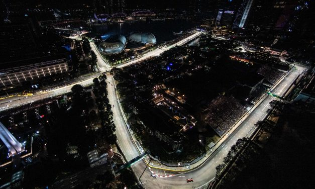 Haze? Not a Problem. 12th Formula 1 Singapore Grand Prix Still Attracts Record Second Highest Attendance