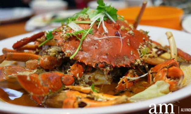 Tian Wei Seafood [Food Review] – value-for-money mala crab and other fresh seafood items